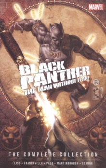 Black Panther: The Man Without Fear - The Complete Collection, Paperback Book