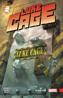 Luke Cage Vol. 2: Caged, Paperback / softback Book