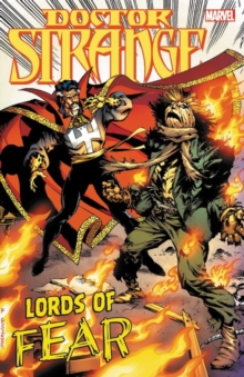 Doctor Strange: Lords Of Fear, Paperback Book