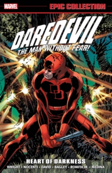 Daredevil Epic Collection: Heart Of Darkness, Paperback Book