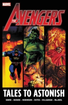 Avengers: Tales To Astonish, Paperback Book