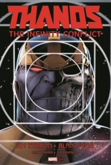 Thanos: The Infinity Conflict, Hardback Book