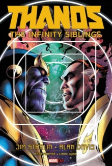Thanos: The Infinity Siblings, Hardback Book