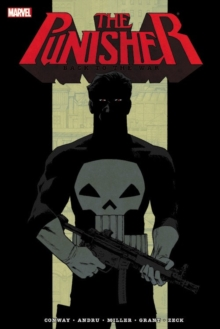 Punisher: Back To The War Omnibus, Hardback Book