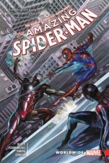 Amazing Spider-Man: Worldwide Vol. 2, Hardback Book