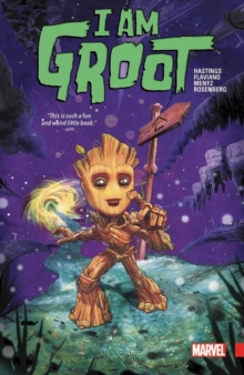 I Am Groot, Paperback Book