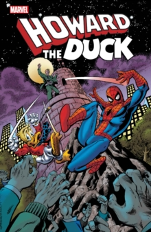 Howard The Duck: The Complete Collection Vol. 4, Paperback Book