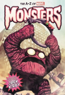 The Monster Abcs, Hardback Book