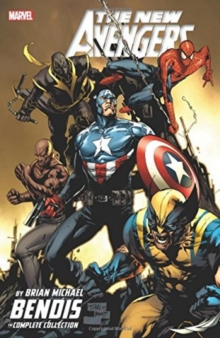 New Avengers By Brian Michael Bendis: The Complete Collection Vol. 4, Paperback Book