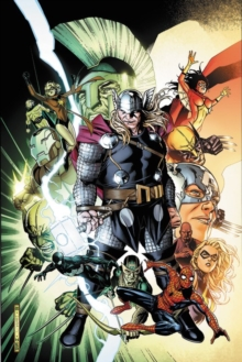 New Avengers By Brian Michael Bendis: The Complete Collection Vol. 5, Paperback / softback Book