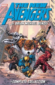 New Avengers by Brian Michael Bendis: the Complete Collection Vol. 7, Paperback Book