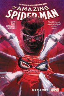 Amazing Spider-man: Worldwide Vol. 3, Hardback Book