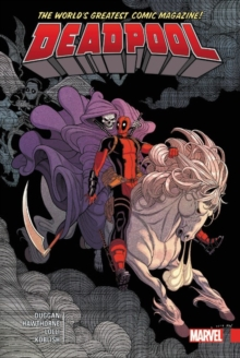 Deadpool: World's Greatest Vol. 3, Hardback Book