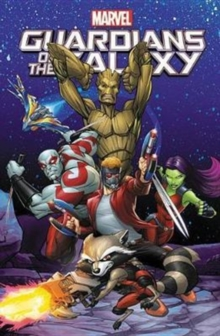 Guardians Of The Galaxy: An Awesome Mix, Paperback Book