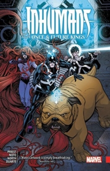Inhumans: Once And Future Kings, Paperback / softback Book