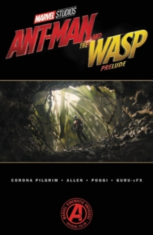 Marvel's Ant-man And The Wasp Prelude, Paperback Book