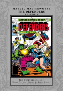Marvel Masterworks: The Defenders Vol. 6, Hardback Book