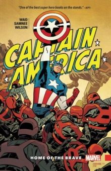 Captain America By Waid & Samnee: Home Of The Brave, Paperback / softback Book