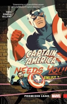 Captain America By Mark Waid: Promised Land, Paperback / softback Book