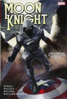 Moon Knight By Brian Michael Bendis & Alex Maleev, Hardback Book
