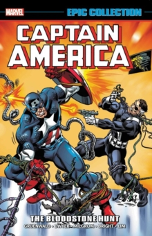 Captain America Epic Collection: The Bloodstone Hunt, Paperback / softback Book
