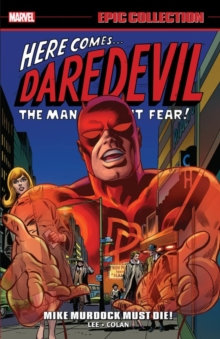 Daredevil Epic Collection: Mike Murdock Must Die, Paperback / softback Book