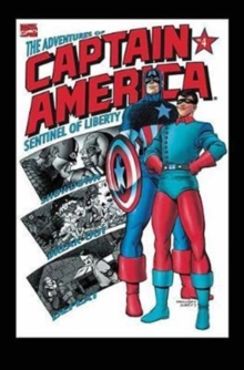 Captain America: The Adventures Of Captain America, Paperback / softback Book