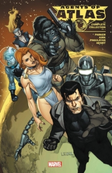 Agents Of Atlas: The Complete Collection Vol. 1, Paperback Book