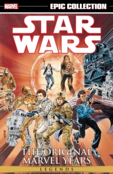 Star Wars Legends Epic Collection: The Original Marvel Years Vol. 3, Paperback / softback Book
