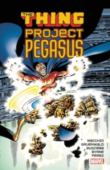 Thing: Project Pegasus, Paperback Book