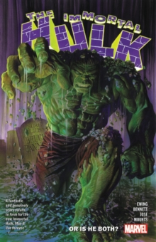 Immortal Hulk Vol. 1: Or Is He Both?, Paperback / softback Book