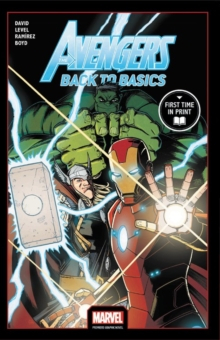 Avengers: Back To Basics, Paperback / softback Book