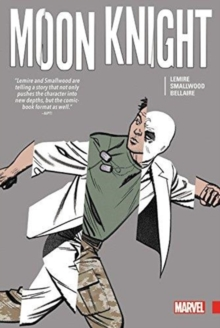 Moon Knight By Lemire & Smallwood, Hardback Book