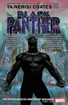 Black Panther Book 6: Intergalactic Empire Of Wakanda Part 1, Paperback / softback Book