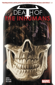 Death Of The Inhumans, Paperback / softback Book