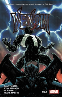 Venom By Donny Cates Vol. 1: Rex, Paperback / softback Book
