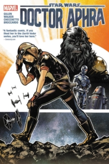 Star Wars: Doctor Aphra Vol. 1, Hardback Book