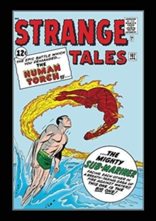 Human Torch: Strange Tales - The Complete Collection, Paperback / softback Book