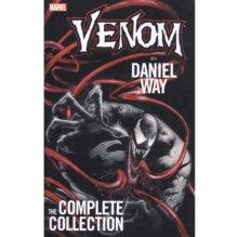 Venom By Daniel Way: The Complete Collection, Paperback / softback Book
