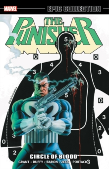 Punisher Epic Collection: Circle Of Blood, Paperback / softback Book