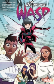 The Unstoppable Wasp: Unlimited, Paperback / softback Book