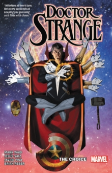 Doctor Strange By Mark Waid Vol. 4: The Choice, Paperback / softback Book