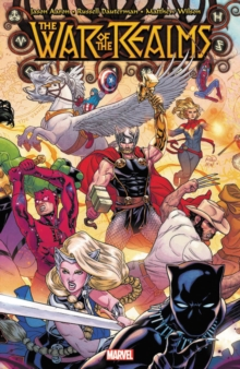 War Of The Realms, Paperback / softback Book
