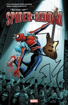 Spider-geddon: Edge Of Spider-geddon, Paperback / softback Book