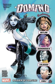 Domino Vol. 2: Soldier Of Fortune, Paperback / softback Book