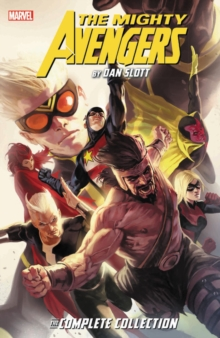 Mighty Avengers By Dan Slott: The Complete Collection, Paperback / softback Book