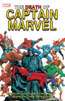 The Death Of Captain Marvel, Paperback / softback Book