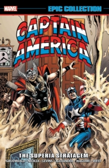 Captain America Epic Collection: The Superia Stratagem, Paperback / softback Book