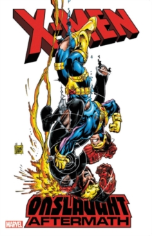 X-men: Onslaught Aftermath, Paperback / softback Book