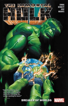 Immortal Hulk Vol. 5: Breaker Of Worlds, Paperback / softback Book